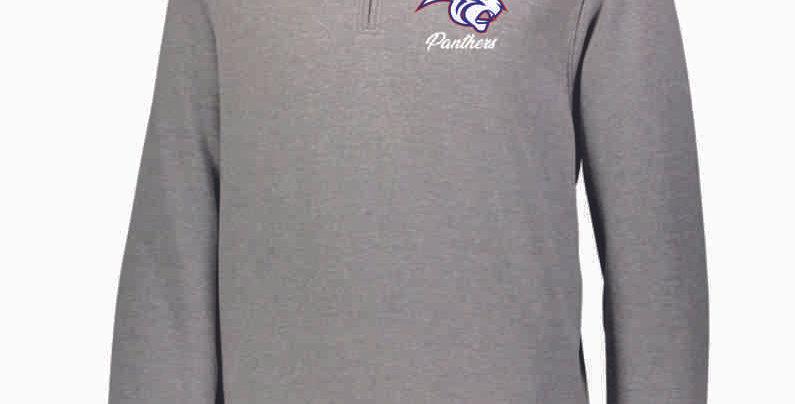 LV Grey Cotton Pullover