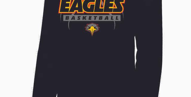 LCCA Black Basketball Dri Fit Longsleeve
