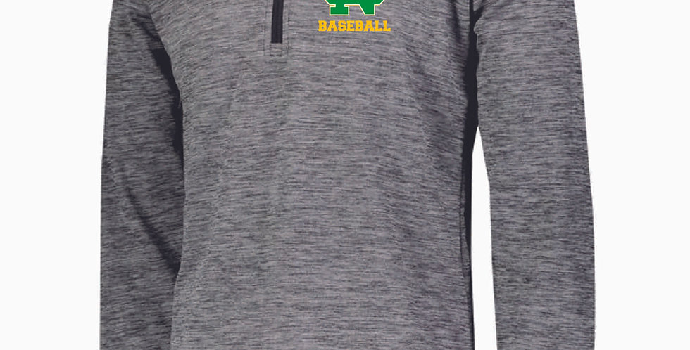 Newark Catholic Baseball Grey Pullover