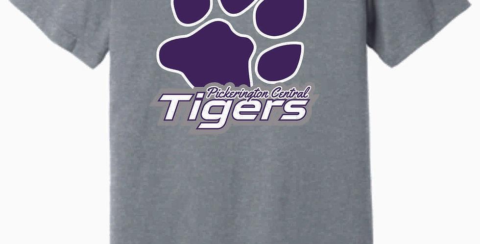 Tiger Paw Print Soft T