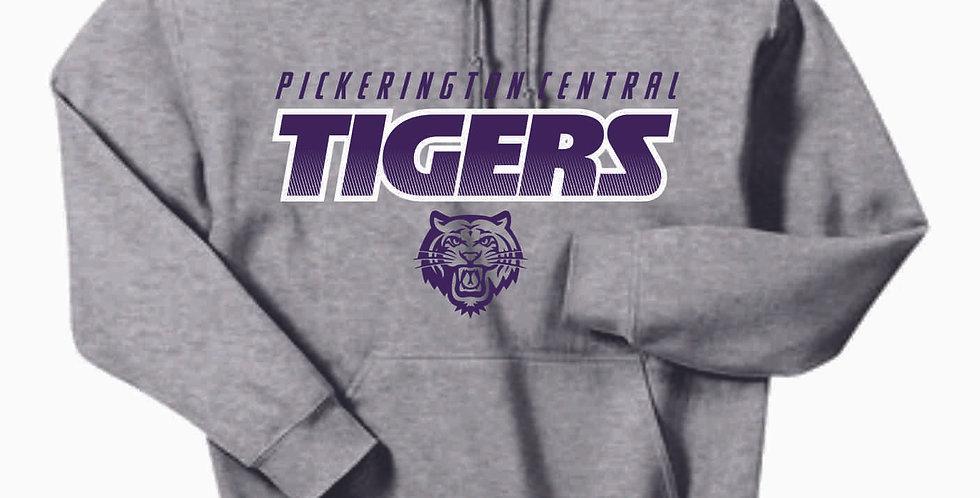 Tiger Generic Simple Cotton Hoody