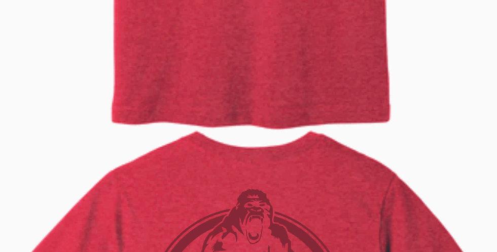 Alpha Evolution Soft Red T-Shirt