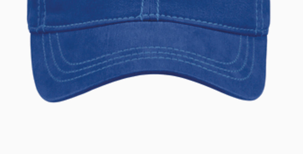 Danville Softball Vintage Royal Hat