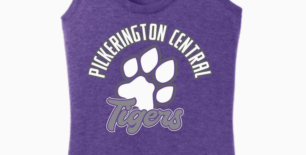 Tiger Generic Purple Women's Tank