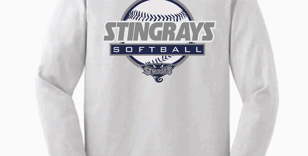 Stingrays White Longsleeve