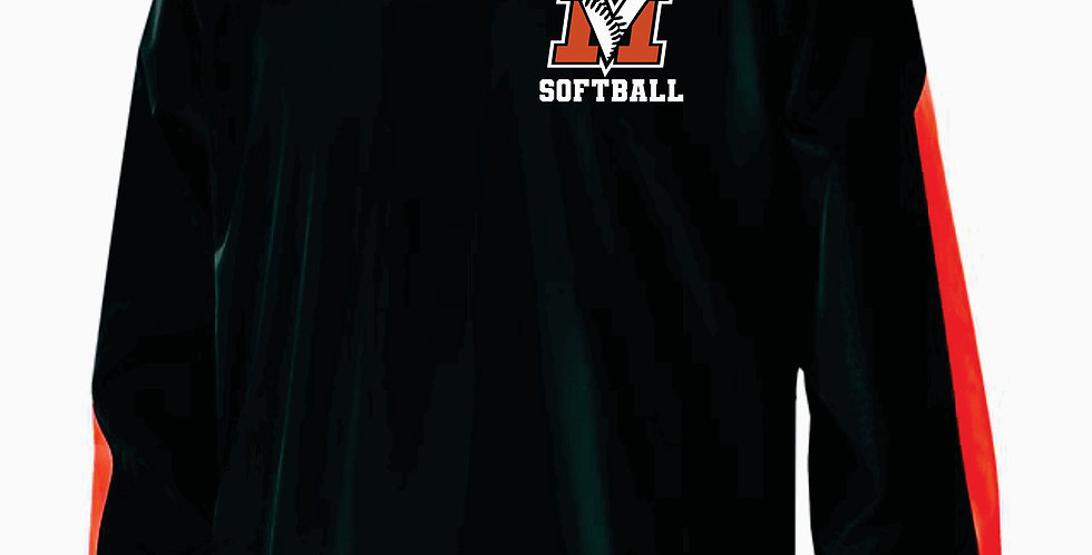 MV Softball Windbreaker Pullover