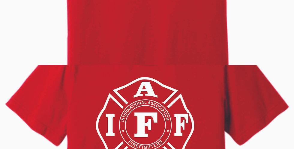 Berlin Township Fire Red Soft T Shirt