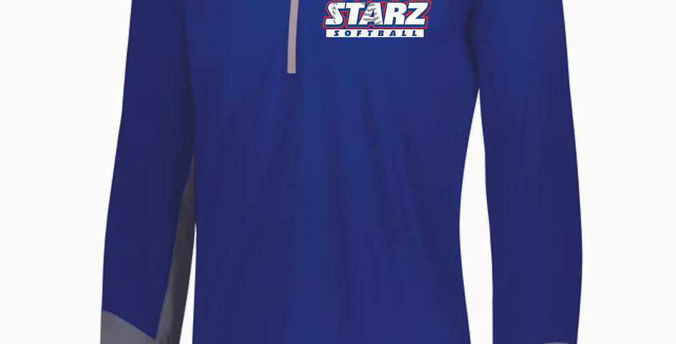 Ohio Starz Royal Russell 1/4 Zip Pullover