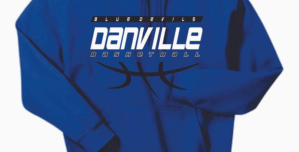 Danville Basketball Royal Hoody