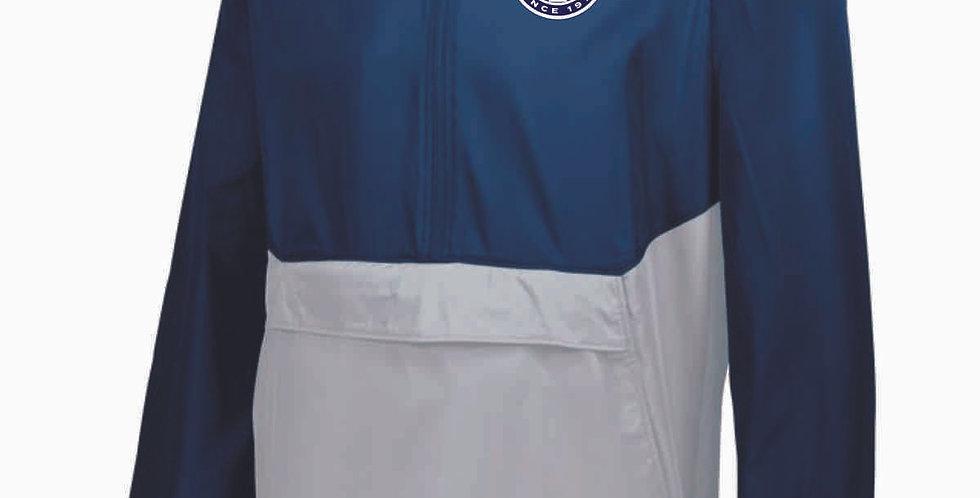 Granville Soccer Pullover Rain Jacket
