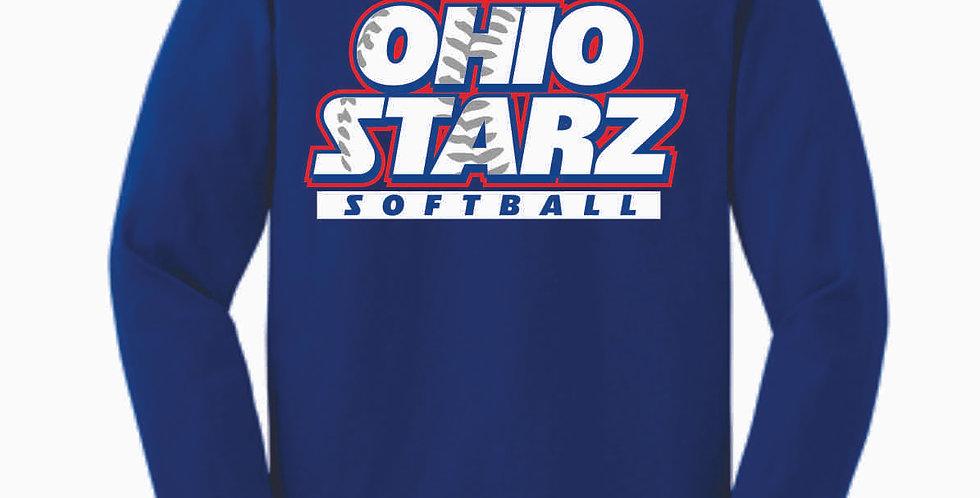 Ohio Starz Royal Cotton Longsleeve
