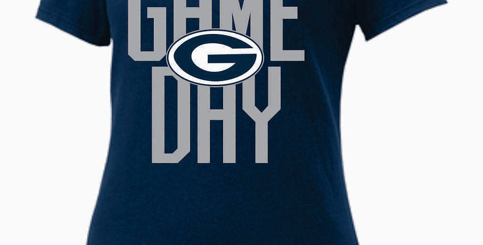 GHS Nike Game Day Ladies Core Cotton Scoop Neck Tee