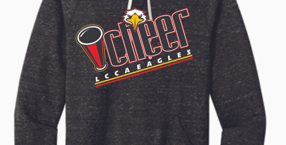 LCCA Black Cheer Soft Hood
