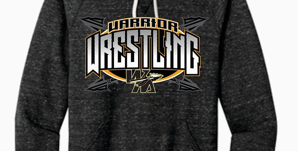 Watkins High School Wrestling Jerzee Black Soft Hoody