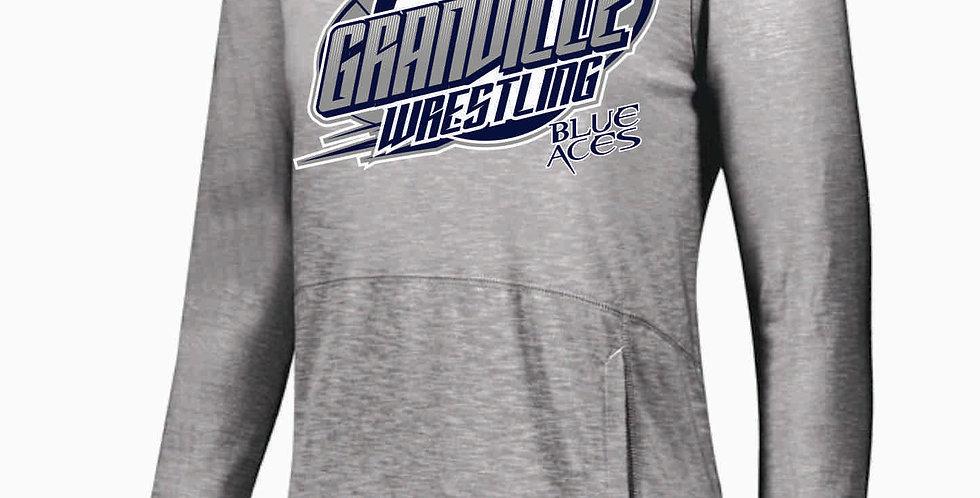Granville Wrestling Holloway Grey Journey Thin Hood