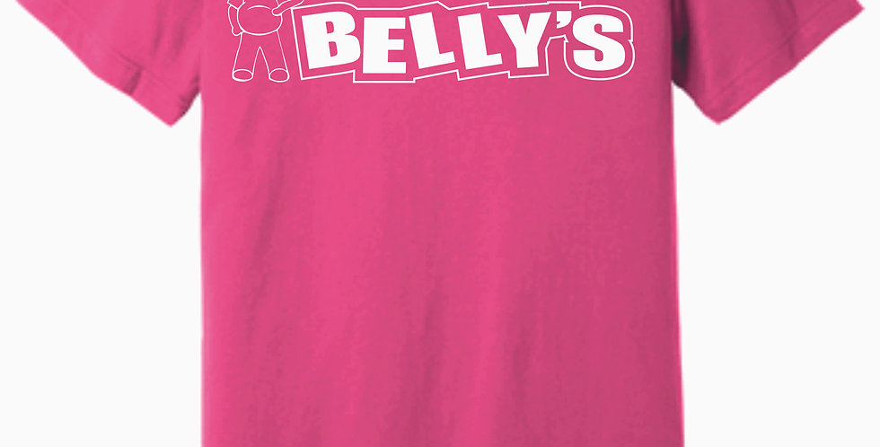 Belly's Charity Pink Soft T Shirt