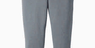 Utica Football Grey Bella Canvas Jogger