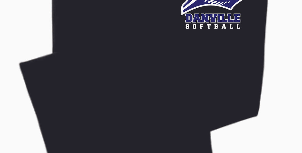Danville Softball Black Sweatpant