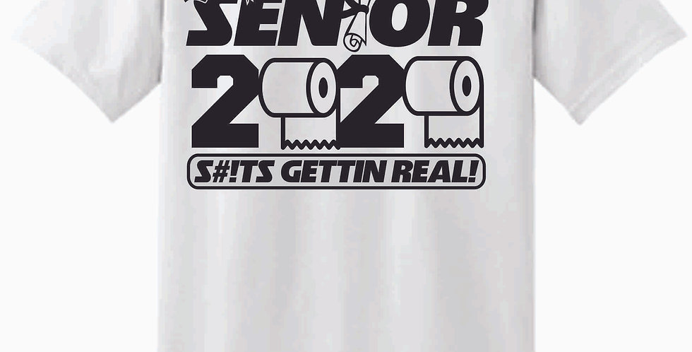 SPRING Sale 2020 White Senior Soft T Shirt