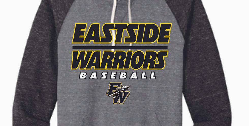 Eastside Express Jerzee Grey Snow Heather Vintage Hood