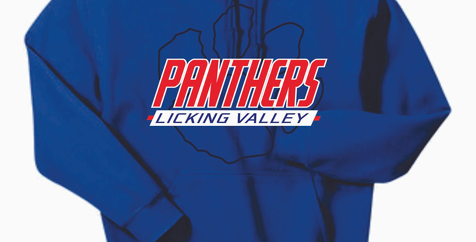 Licking Valley Royal Hooded Sweatshirt