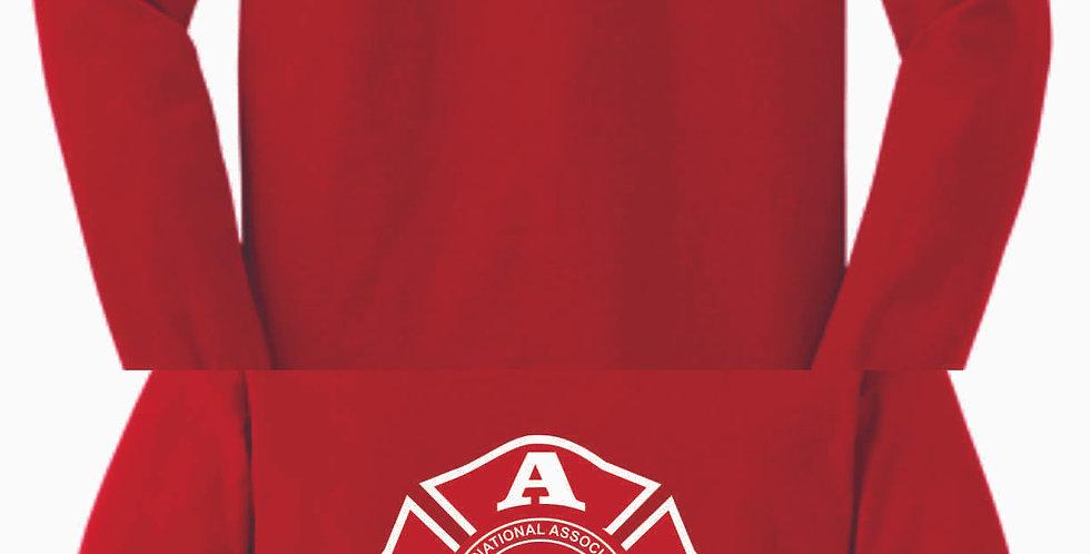 Berlin Township Fire Red Longsleeve T Shirt