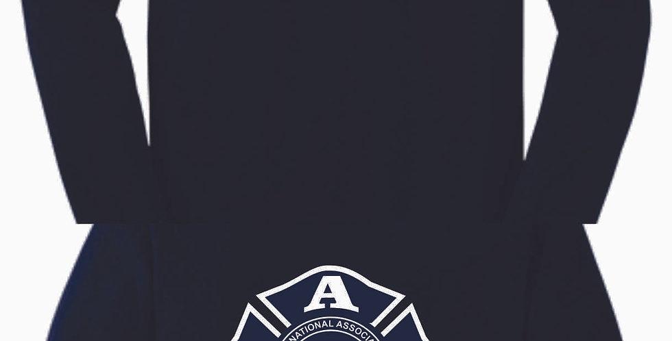 Berlin Township Fire Navy Longsleeve T Shirt