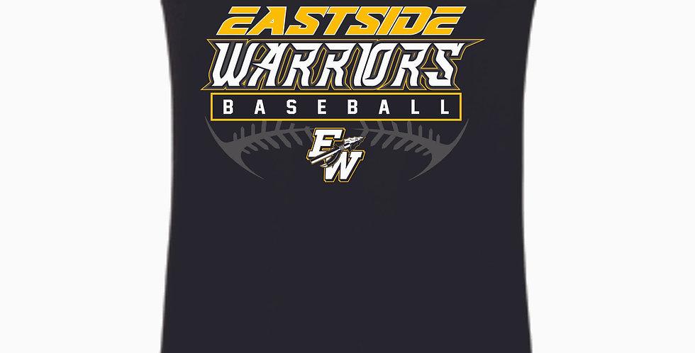 Eastside Warriors Black Women's Tank
