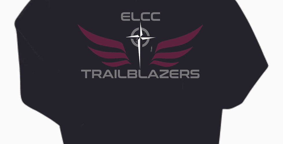 ELCC Basketball Black Cotton Hoody