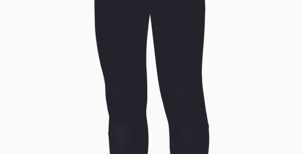 Aces Volleyball Black Leggings