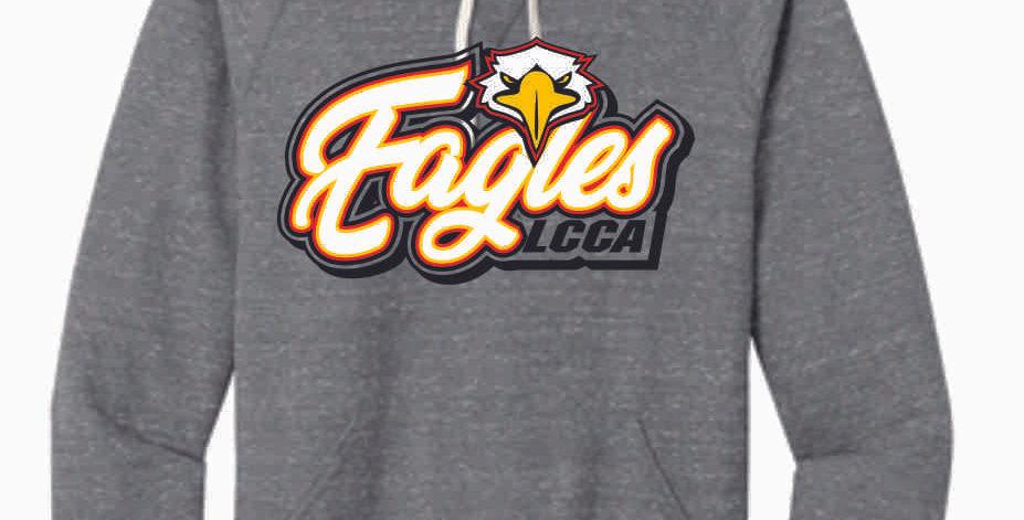 LCCA Grey Eagles Soft Hood