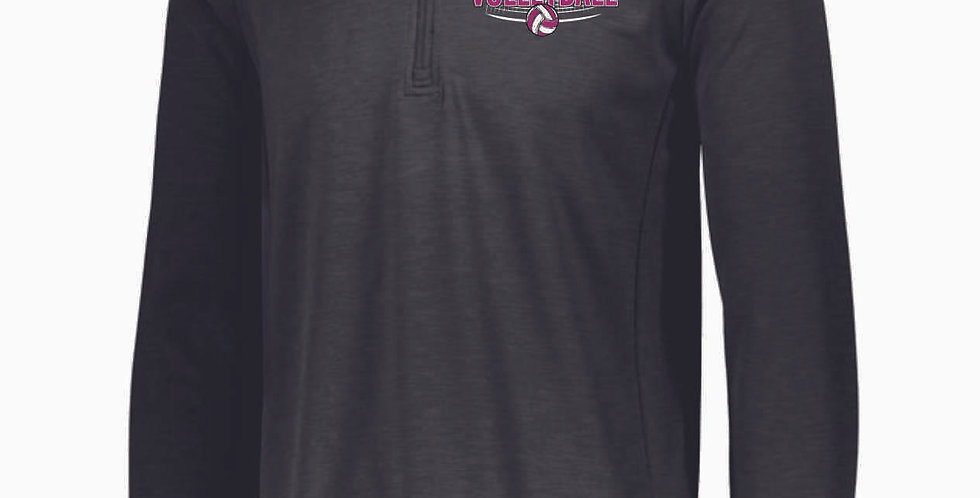 Aces Volleyball Dri Power Russell Pullover