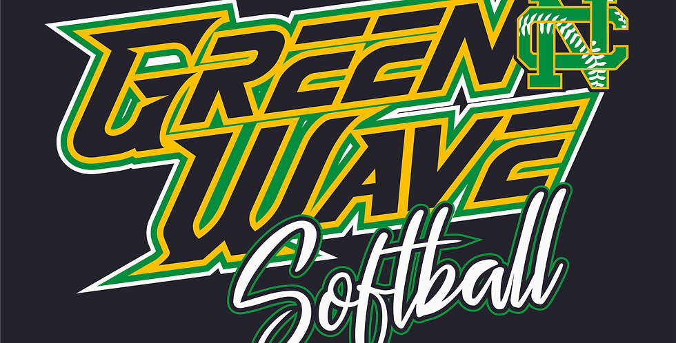 Newark Catholic Softball Sublimated Blanket
