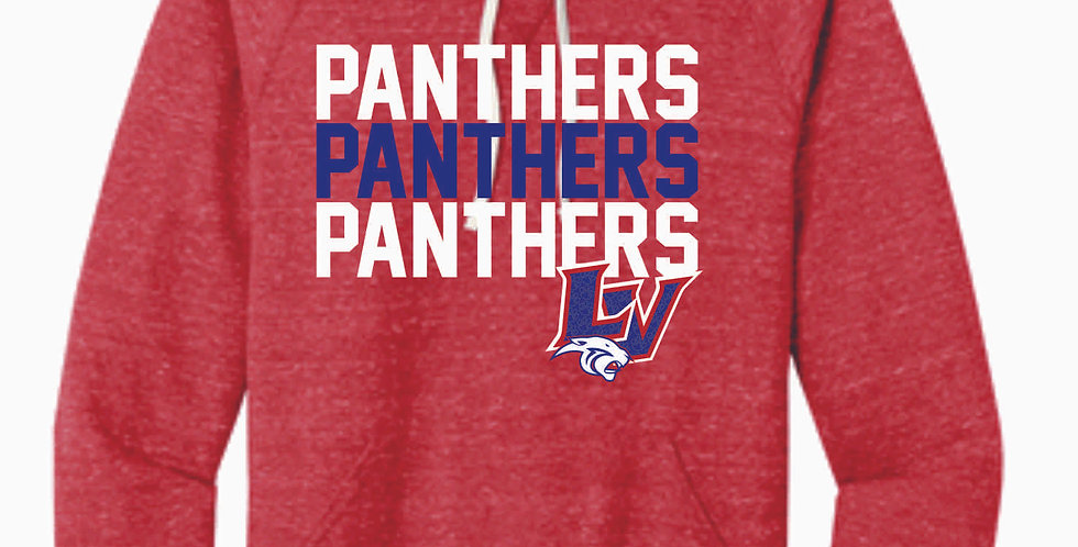 Licking Valley Red Soft Hoody