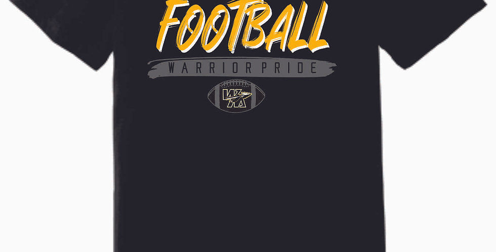 SWLYFC Football Black Soft T Shirt