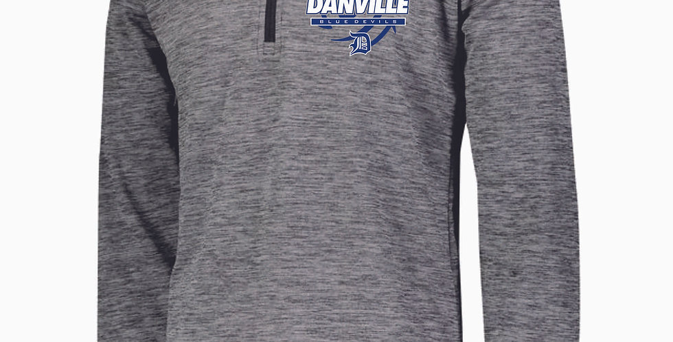 Danville Volleyball Grey Pullover