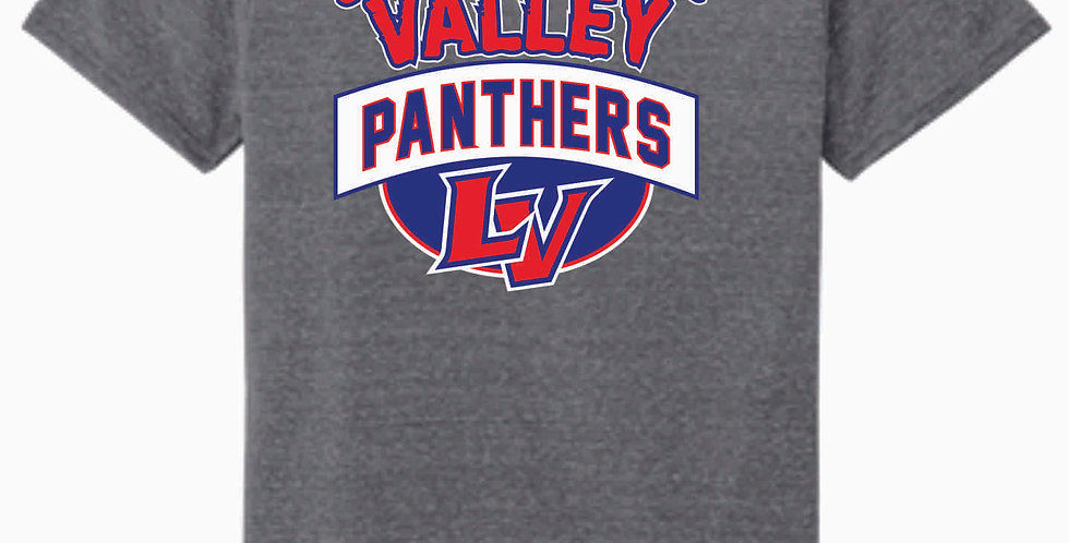 Licking Valley Grey Soft T Shirt