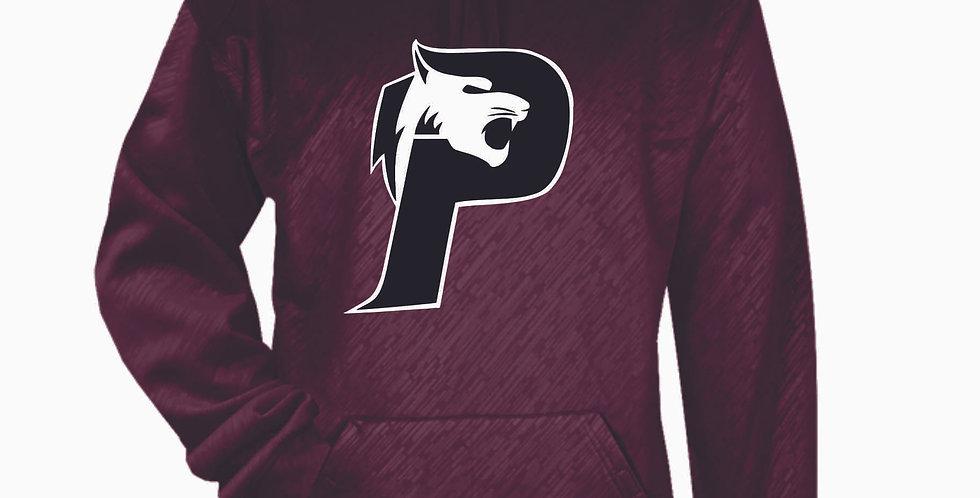 Predators Maroon P Poly Hood
