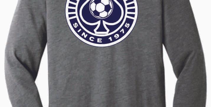 Granville Soccer Grey Soft Longsleeve