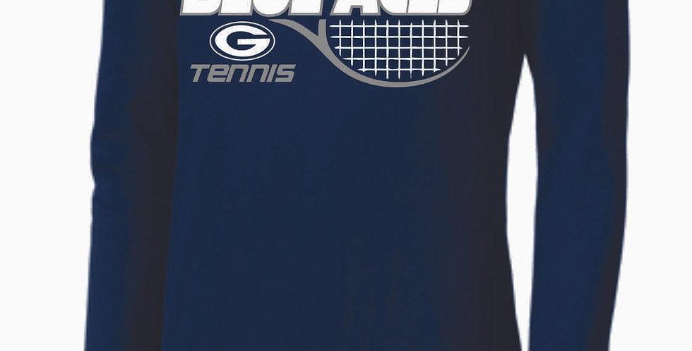 Granville Tennis Navy Nike Longsleeve
