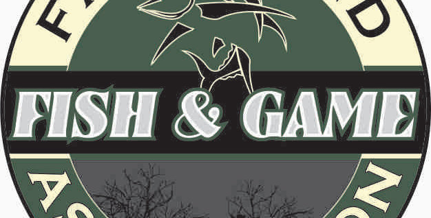 Fairfield Fish and Game Decal