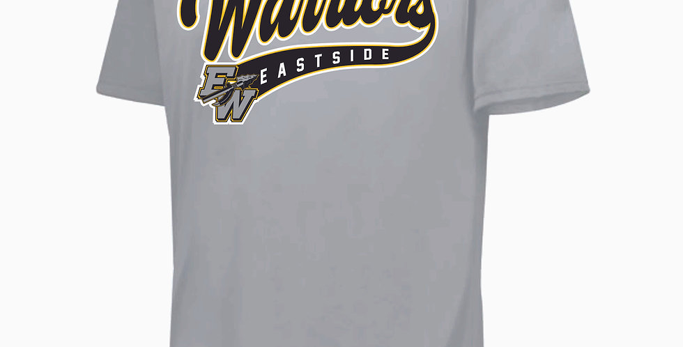 Eastside Grey Shortsleeve Dri Fit