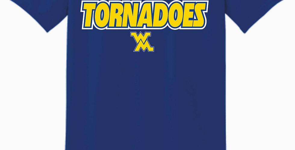 West M Middle School Royal T Shirt