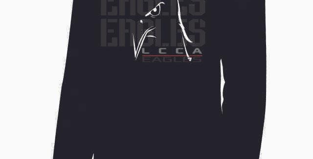 LCCA Black Eagles Dri Fit Longsleeve