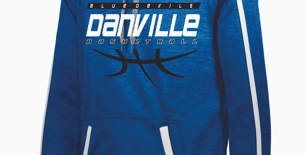 Danville Basketball Royal Poly Hood