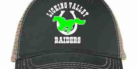 Licking Valley Raiders Vintage Cap