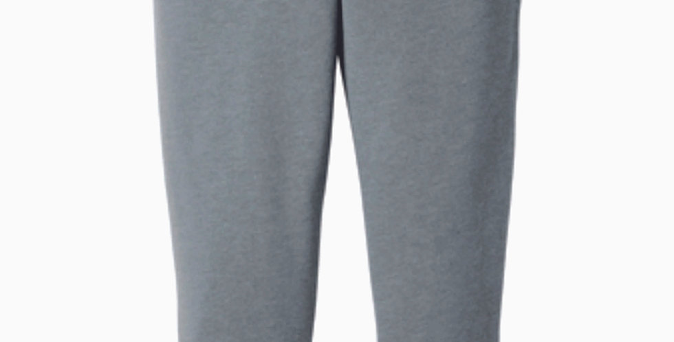 West M Middle School Grey Bella Canvas Jogger