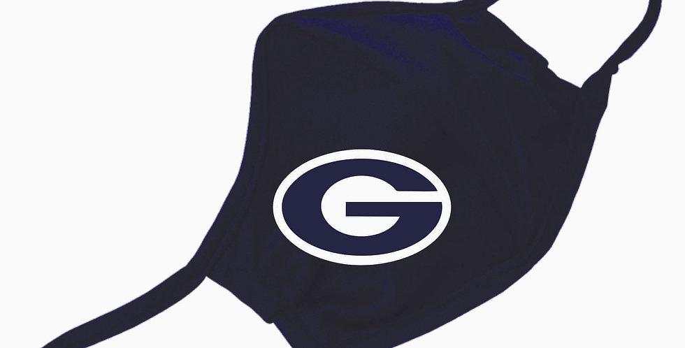 Granville Wrestling Behind the Ear Mask