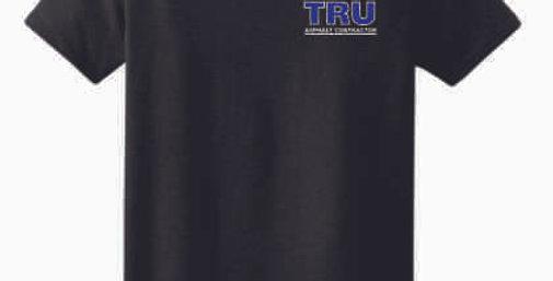 Tru Asphalt Ladies Cotton T Shirt