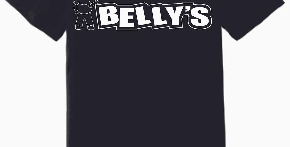 Belly's Black Soft T Shirt